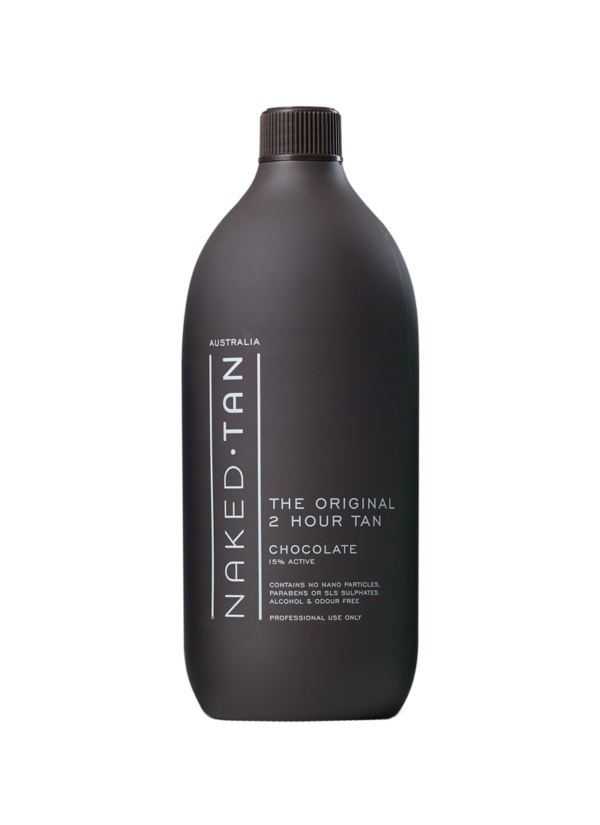 Naked Tan Chocolate Solution