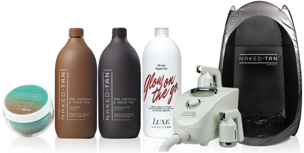 Naked Tan Business Kit