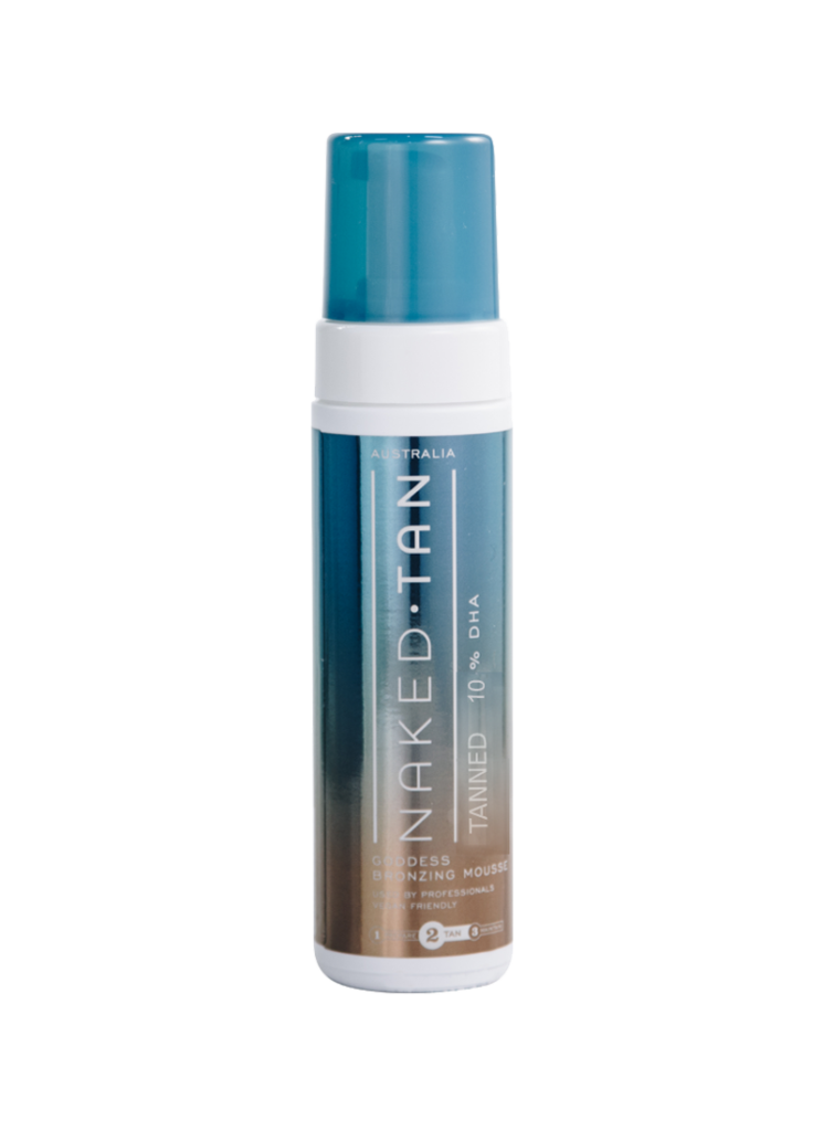 Tanned Bronzing Mousse